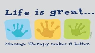Life is great with massage therapy at Blue Skies Massage and Wellness in Longmont Colorado