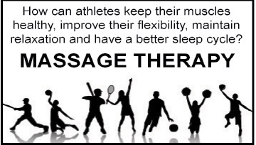 athletes massage